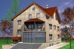 Портфолио Дизайн-проекты домов и коттеджей