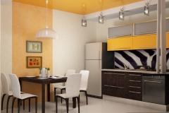 Квартира для молодых людей